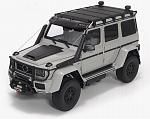 Brabus 550 Adventure Mercedes G500 4x4 Grey by ALMOST REAL