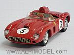 Ferrari 290 MM #3 Winner GP Sweden 1956 P.Hill - Trintignant by ART MODEL