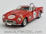 Ferrari 250 California #59 Nassau 1961 Wylie by ART MODEL