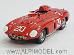 Ferrari 857 S #20 Winner Nassau 1955 Phil Hill by ART MODEL