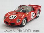 Ferrari Dino 246 SP #23 Le Mans 1961 Von Trips - Ginther (Resin) by ART MODEL