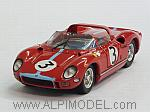 Ferrari 330P  #3 Winner Tourist Trophy 1964 G. Hill by ART MODEL