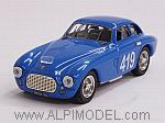 Ferrari 166 MM Coupe #419 Targa Florio 1953 Musitelli - Musitelli by ART MODEL