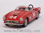 Ferrari 250 California #94 Nassau 1959 W.Burnett by ART