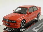 BMW M3 Sport Evolution 1989 Cecotto Edition (Red) by AUTO ART