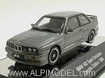 BMW M3 Sport Evolution 1989 Cecotto Edition (Grey) by AUTO ART