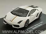 Lamborghini Gallardo LP550-2 Balboni 2009 (White Monocerus) by AUTO ART