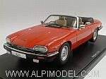 Jaguar XJ-S Cabriolet 1976 (Red) by AUTO ART