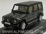 Mercedes G-Class 2012  (Magnetic Black) Mercedes Promo by AUTO ART