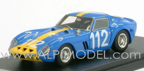 Bbr Ferrari 250 Gto Targa Florio 1964 Ulf Norinder 1 43