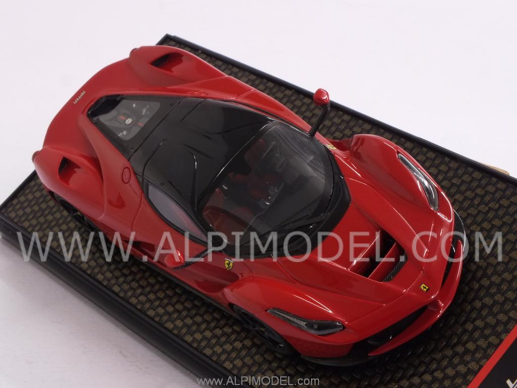Ferrari LaFerrari Special Edition (Red/Black Roof) by BBR