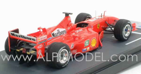 ferrari f2001 michael schumacher - photo #14