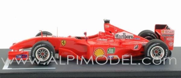 ferrari f2001 michael schumacher - photo #23