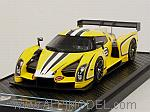 Glickenaus SCG 003C Light Speed AviationRacing  2015 (Fly Yellow) by BBR