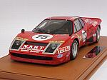 Ferrari 365 GT4 BB #75 Le Mans 1977l (with display case) by BBR