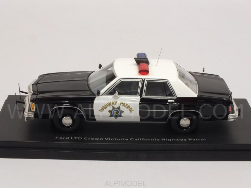 Ford Crown Victoria 2016 >> best-of-show Ford LTD Crown Victoria California Highway Patrol (1/43 scale model)