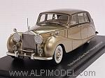 Rolls Royce Silver Wraith Hooper Empress Line (Gold Metallic) by BEST OF SHOW