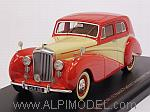 Bentley MkVI Harold Radford Countryman Saloon 1951 (Red/Cream) by BEST OF SHOW