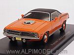 Plymouth 'Cuda 426 Hemi-V8 1970 (Orange) by BEST OF SHOW