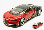 Bugatti Chiron 2016 (Red/Black) by BBURAGO.