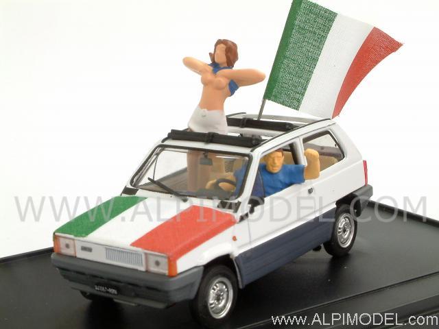 Chiuso 1:43 2008-1 R440 Tetto Apribile 1981 Fiat Panda 45