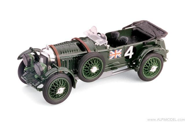 Brumm Bentley Speed Six Open Le Mans 1930 Woolf Barnato 1