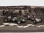 BRM P57 GP Netherlands and Europe 1962 Graham Hill Special Limited Edition by BRUMM
