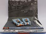 Porsche 917 100Km Spa 1970 Legendary Duel  Siffert - Rodriguez by BRUMM