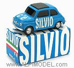 Fiat 500 SILVIO C'E' Special Edition Election Day Italy 2008 by BRUMM