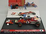 Ferrari 312B #4 Winner GP.Italy 1970 Clay Regazzoni - 'Super Serie' Limited Edition 500pcs. by BRUMM