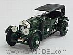 Bentley Speed Six #4 Winner Le Mans 1930  Barnato - Kidston (closed roof) by BRUMM