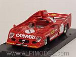 Alfa Romeo 33TT12 1000 Km Spa 1975 2nd Merzario - Ickx by BRUMM