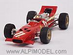 Ferrari 312 F1 GP Montecarlo 1969 Chris Amon (update model) by BRUMM