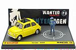 Fiat 500 R-33 Lupin III 'Wanted Jigen' by BRUMM