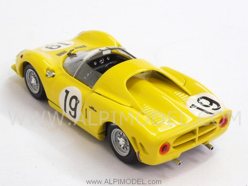 best model ferrari 365 p2 19 le mans test 1966 39 beurlys 39 dumay ickx 1 43 scale model. Black Bedroom Furniture Sets. Home Design Ideas