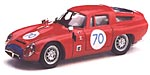 Alfa Romeo TZ1 Targa Florio '65 Bianchi-Rolland by BEST MODEL