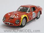 Alfa Romeo TZ2 Targa Florio 1966 Bianchi-Bussinello by BEST MODEL