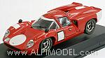 Lola T 70 Coup� 1967 Test (red) by BEST MODEL