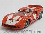 Lola T70 Spider #4 Riverside 1966 Surtees by BEST MODEL