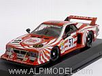 Lancia Beta Montecarlo #51 Le Mans 1980  Darniche - Fabi - Heyer by BEST MODEL