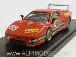 Ferrari 512 BB LM 3rd Serie #65 Daytona 1983 Baird - Mead - Pumprlly by BEST MODEL.