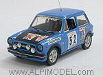 Autobianchi A112 Abarth #52 Tour de Corse 1977 Pagani - Carlotti by BEST MODEL.
