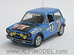 Autobianchi A112 Abarth #23 Rally Monte Carlo 1978 Saby - Guegan by BEST MODEL.