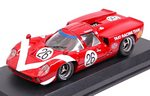 Lola T70 Coupe  #26 GP.Japan 1968 K. Tanaka by BEST MODEL