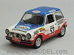 Autobianchi A112 Abarth #53 Rally Montecarlo 1976  Saby - Court Payen by BEST MODEL.