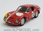 Alfa Romeo TZ2 #30 Spa 1967 Trosch - Pilette by BEST MODEL
