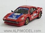 Ferrari 308 GTB Coupe #4 Daytona 1978 Mallet - Romolotti/Bondurant by BEST MODEL