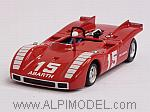 Abarth 2000 SP #15 Nurburgring 1970 K. Ahrens Jr. by BEST MODEL