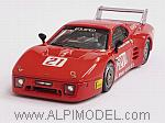 Ferrari 512 BB LM #21 Lime Rock 1984 Cohen - Gelles by BEST MODEL