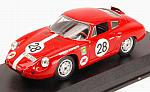 Porsche Abarth #28 1000 Km Nurburgring 1963 Krunis - Schiller by BEST MODEL